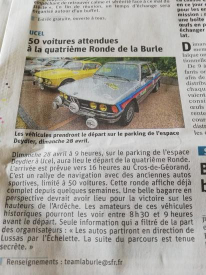 Dauphine article